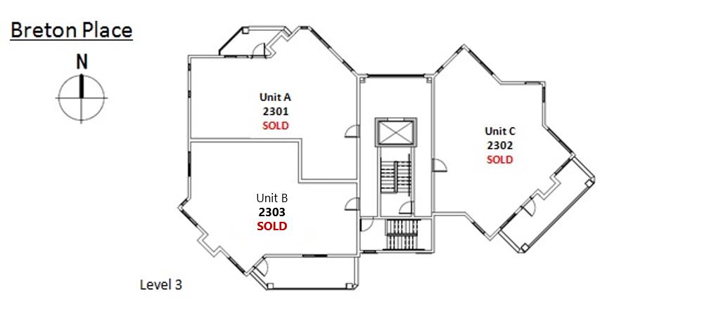 Breton 3rd Floor