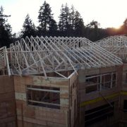 Hatley Roof Early Stages