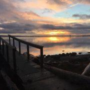 Sunrise From The Peer