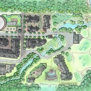 Pacific Landing planned community amenities