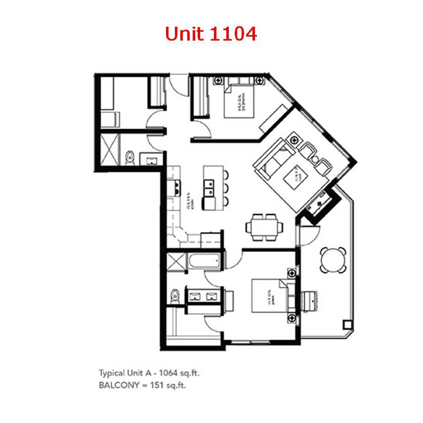 Unit 1104
