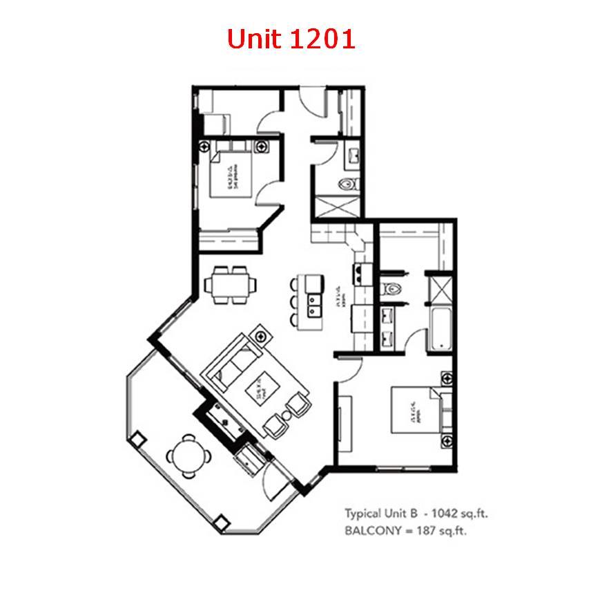 Unit 1201
