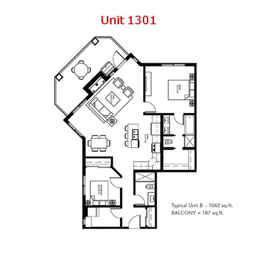 Unit 1301