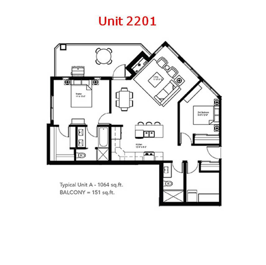 Unit 2201