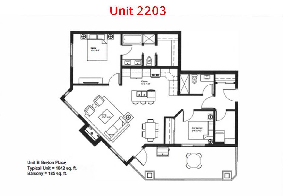 Unit 2203