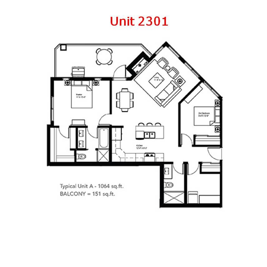 Unit 2301