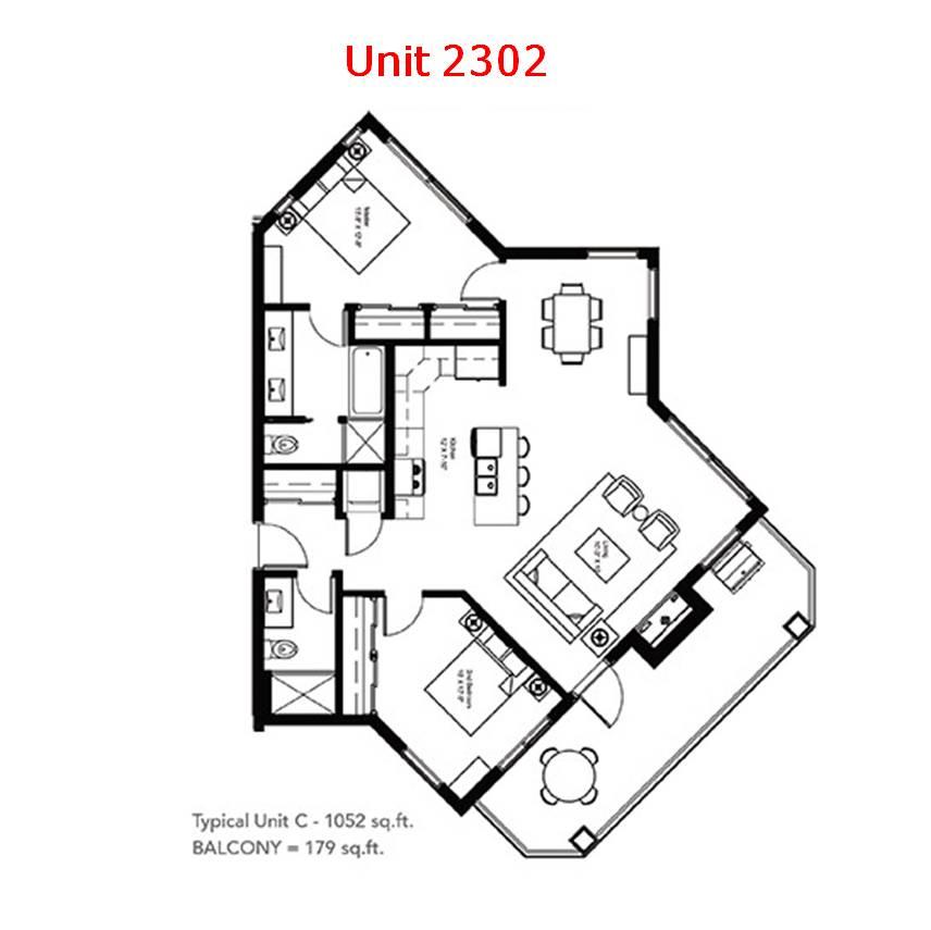 Unit 2302