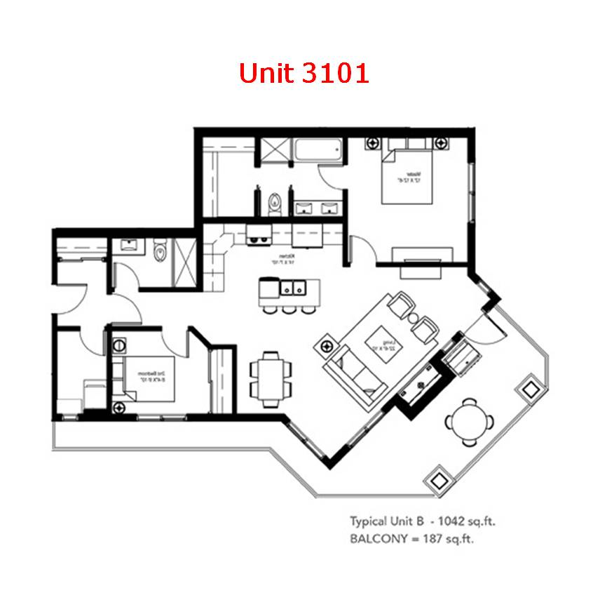 Unit 3101