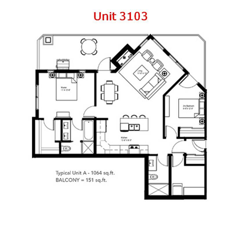 Unit 3103