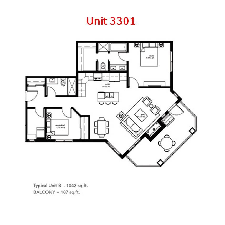 Unit 3301