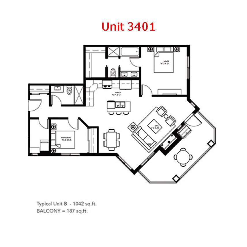 Unit 3401
