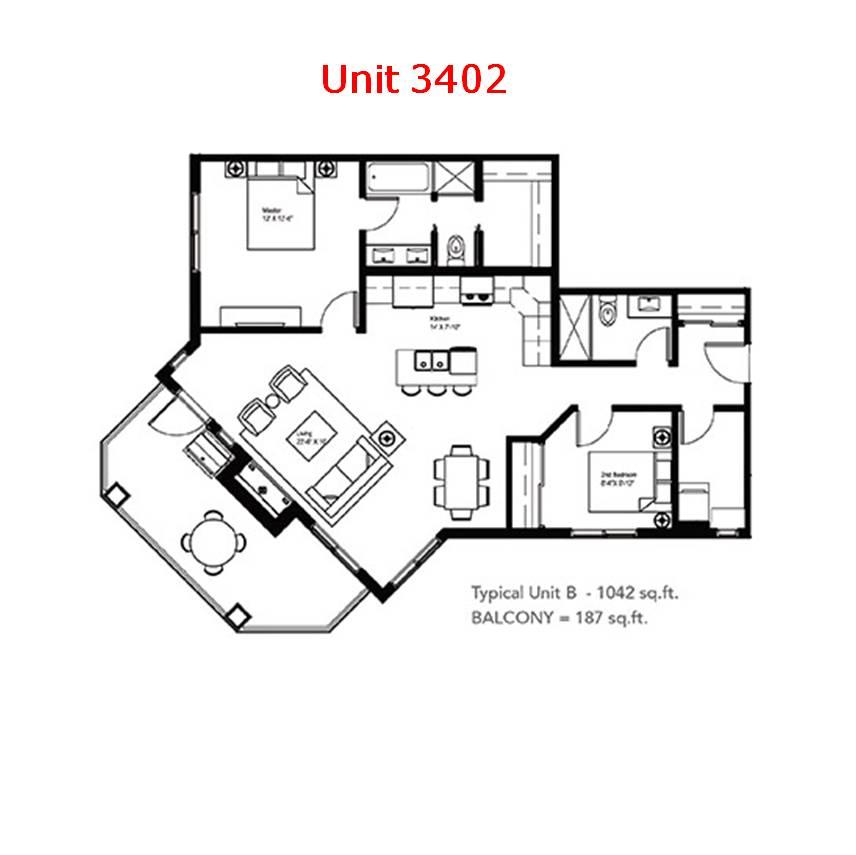 Unit 3402